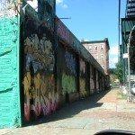 Queens, graffiti city