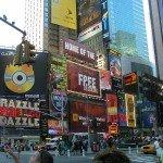 Time Square, techno